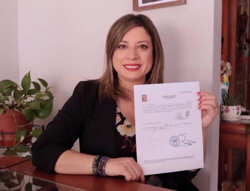 Inscripción de candidatura: Por una Alcaldía Ciudadana