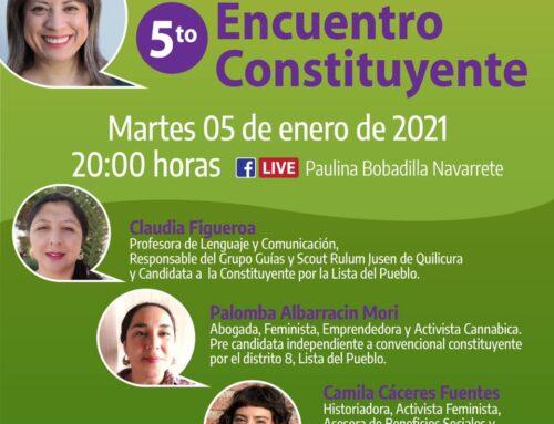 5to Encuentro Constituyente