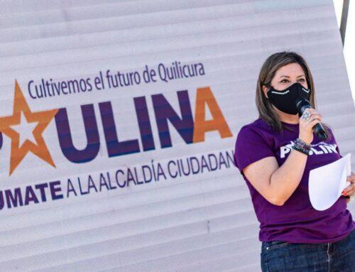 ¡Ganó la Alcaldía Ciudadana, Quilicura tiene nueva Alcaldesa!